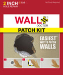 "WallDoctor 2"" Drywall Patch Kit"