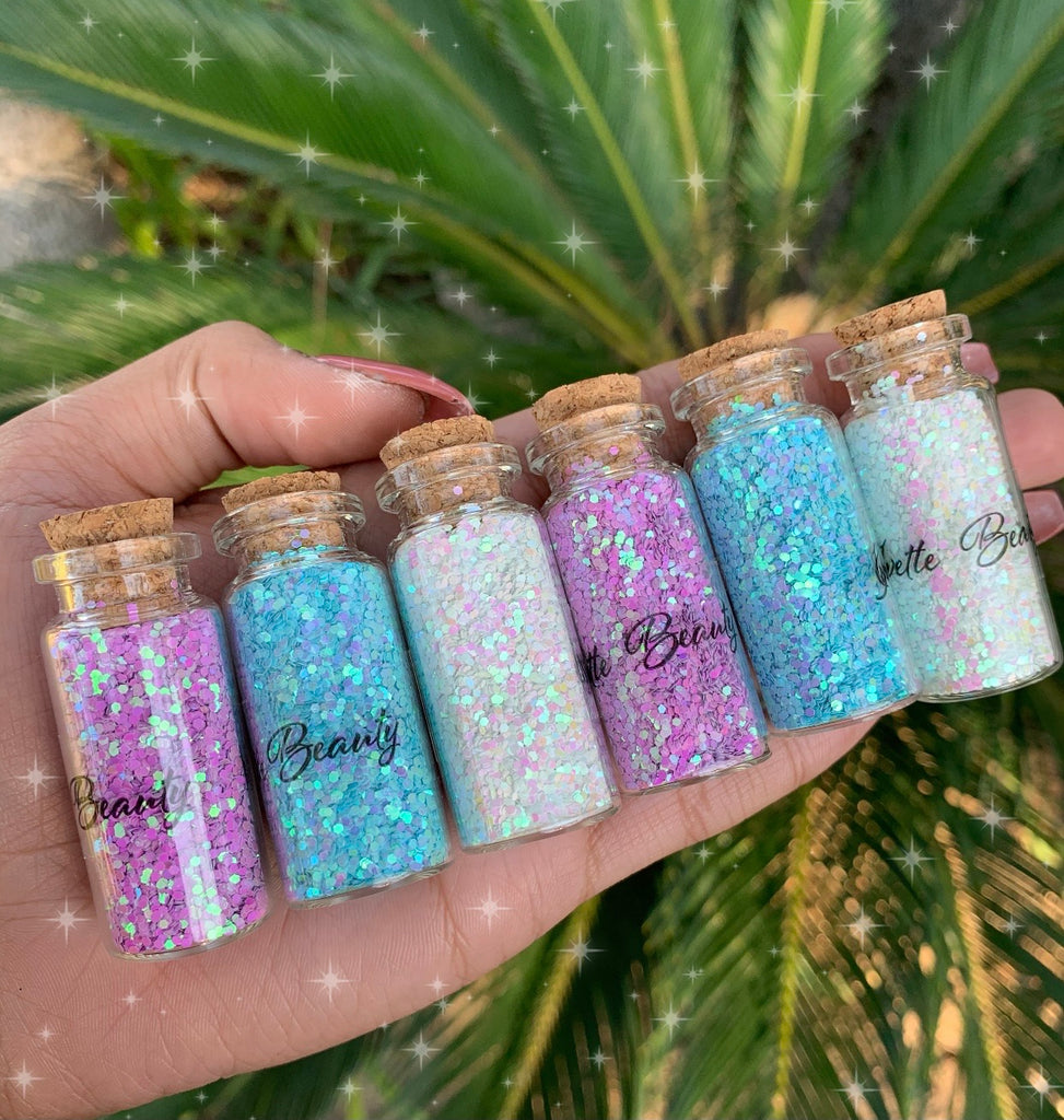 Heavenly Glitter Collection