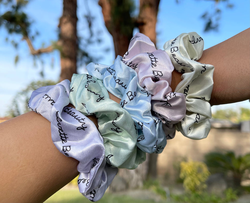 Ivette Beauty Scrunchie