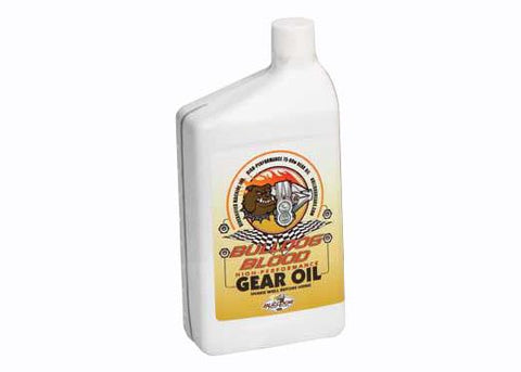 Bulldog Blood Gear Oil - Kreitz Oval Track Parts