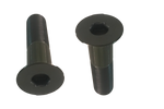 Black Ti Caliper Bracket Bolts - Kreitz Oval Track Parts