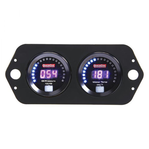 Digital Gauge Panel - Kreitz Oval Track Parts