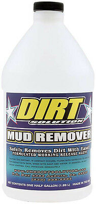 Dirt Solutions Mud Remover - Kreitz Oval Track Parts