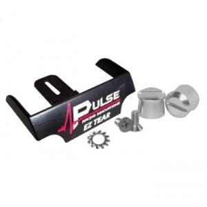 Pulse EZ Tear With Silver Tearoff Posts - Kreitz Oval Track Parts