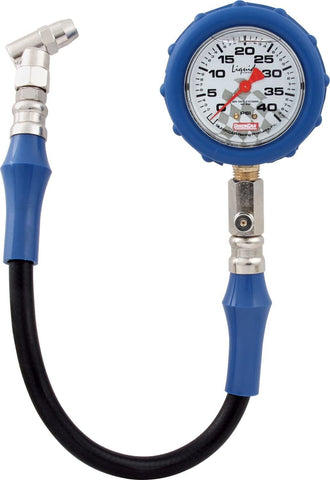 Liquid Tire Gauge 0-40 - Kreitz Oval Track Parts