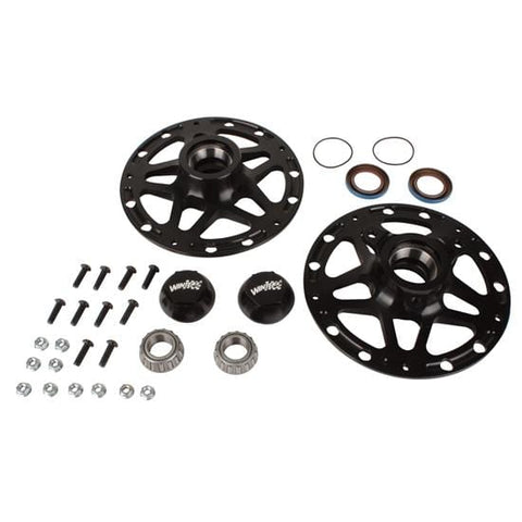 Winters Aluminum Front Hubs - Kreitz Oval Track Parts