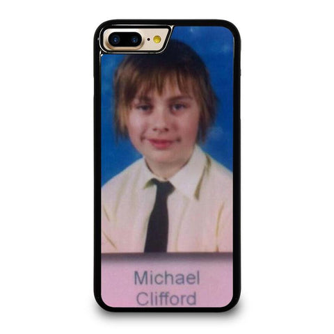 5SOS MICHAEL CLIFFORD iPhone 4/4S 5/5S/SE 5C 6/6S 7 8 Plus X Case Cover