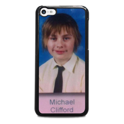 5sos-michael-clifford-iphone-5c-case-cover