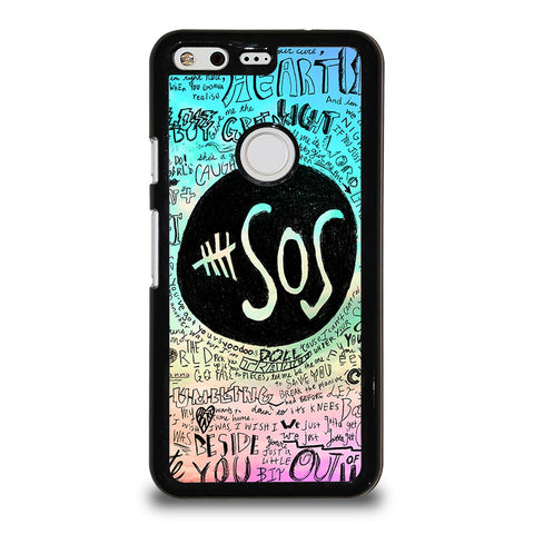 5-SECONDS-OF-SUMMER-3-5SOS-google-pixel-case-cover