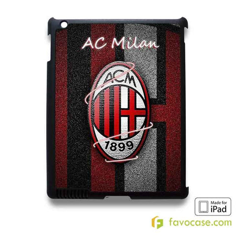 AC MILAN Football Club FC iPad 2 3 4 5 Air Mini Case Cover