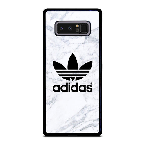 ADIDAS MARBLE LOGO-samsung-galaxy-note-8-case-cover