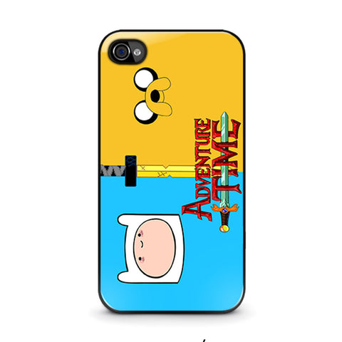adventure-time-2-iphone-4-4s-case-cover