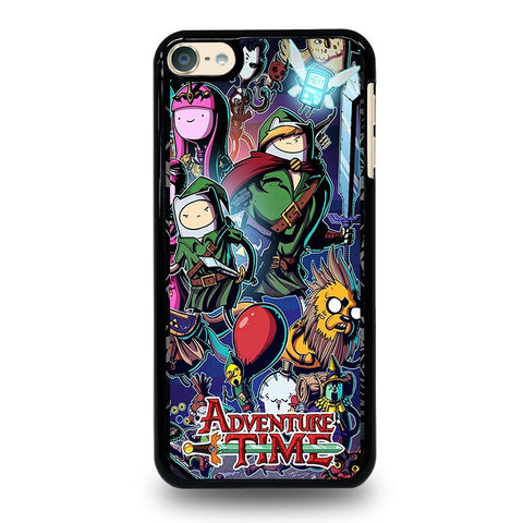 adventure-time-legend-of-zelda-ipod-touch-6-case-cover