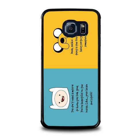 ADVENTURE-TIME-QUOTE-samsung-galaxy-s6-edge-case-cover