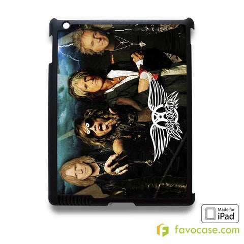 AEROSMITH Band Steven Tyler iPad 2 3 4 5 Air Mini Case Cover