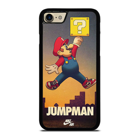 AIR JORDAN MARIO BROSS Case for iPhone, iPod and Samsung Galaxy - best custom phone case