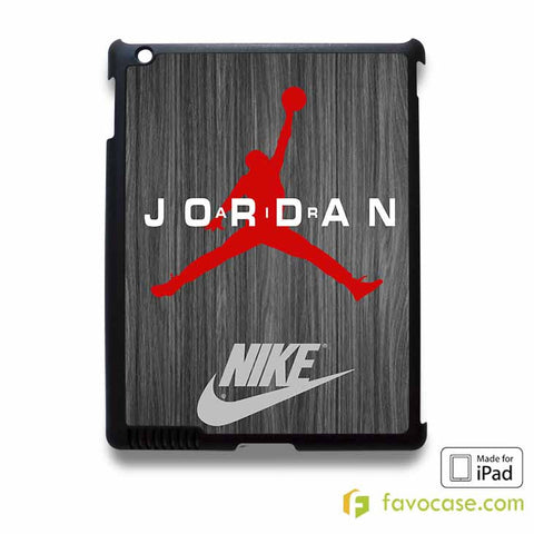 AIR JORDAN Michael Jordan 23 Chicago Bulls NBA iPad 2 3 4 5 Air Mini Case Cover