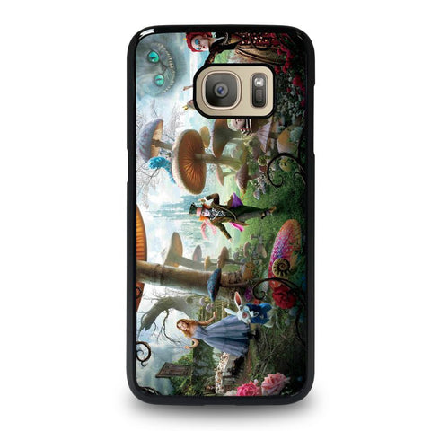 ALICE-IN-WONDERLAND-Disney-samsung-galaxy-S7-case-cover