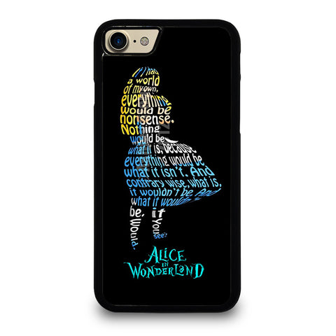 ALICE-IN-WONDERLAND-QUOTE-case-for-iphone-ipod-samsung-galaxy