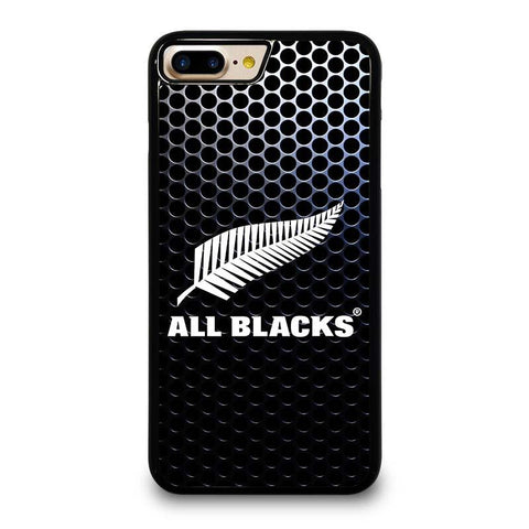 ALL BLACKS TEAM NEW ZEALAND iPhone 4/4S 5/5S/SE 5C 6/6S 7 8 Plus X Case Cover