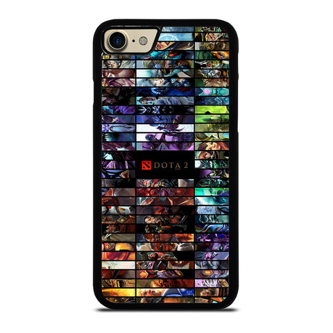 ALL HEROES DOTA 2-iphone-7-case-cover