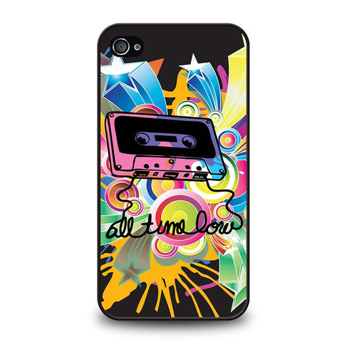 all-time-low-retro-cassete-iphone-4-4s-case-cover