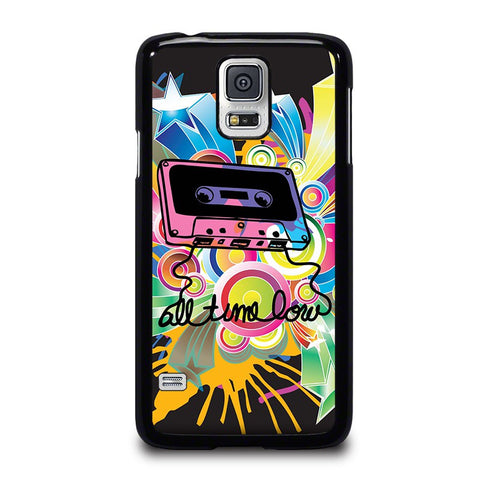 ALL-TIME-LOW-RETRO-CASSETE-samsung-galaxy-s5-case-cover