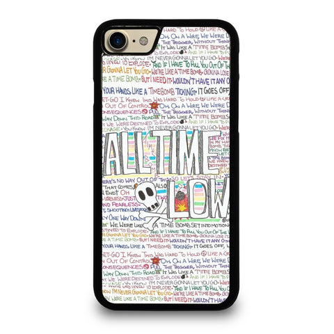 ALL-TIME-LOW-WRITTING-Case-for-iPhone-iPod-Samsung-Galaxy-HTC-One