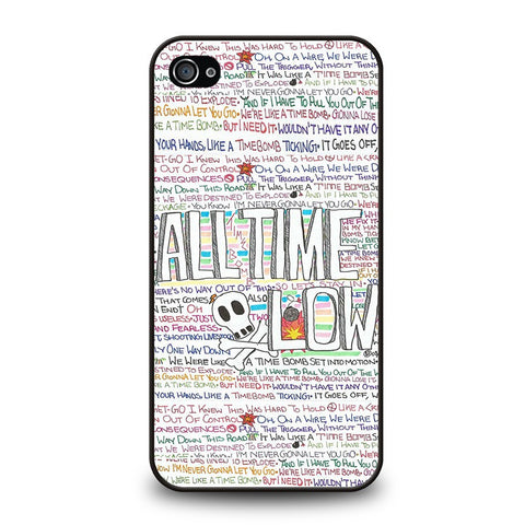 all-time-low-writting-iphone-4-4s-case-cover