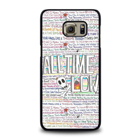ALL-TIME-LOW-WRITTING-samsung-galaxy-s6-edge-plus-case-cover