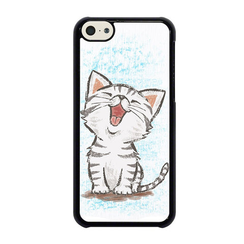 american-shorthair-happy-cat-iphone-5c-case-cover