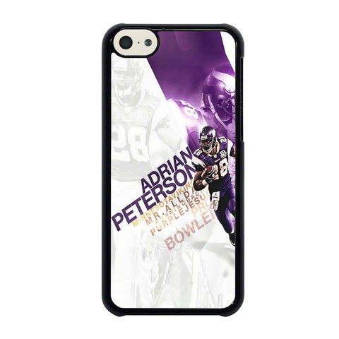 andrian-peterson-action-iphone-5c-case-cover