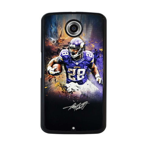 ANDRIAN-PETERSON-SIGNATURE-nexus-6-case-cover