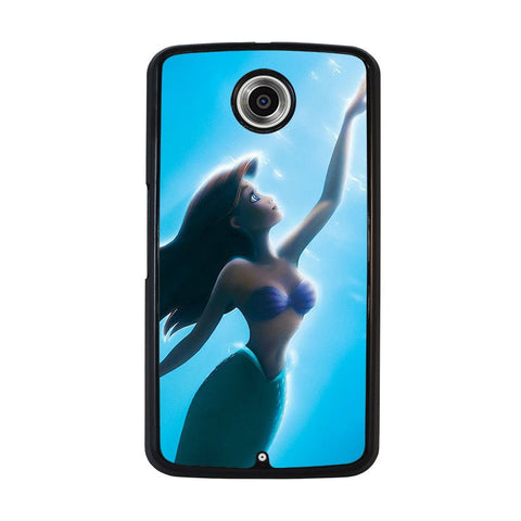 ARIEL-LITTLE-MERMAID-2-Disney-nexus-6-case-cover