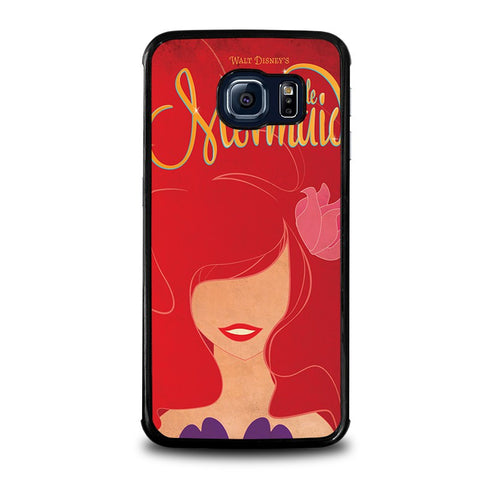 ARIEL-LITTLE-MERMAID-5-Disney-samsung-galaxy-s6-edge-case-cover