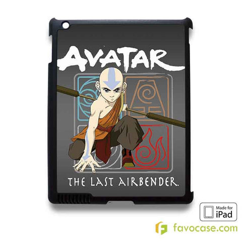 AVATAR LAST AIRBENDER iPad 2 3 4 5 Air Mini Case Cover