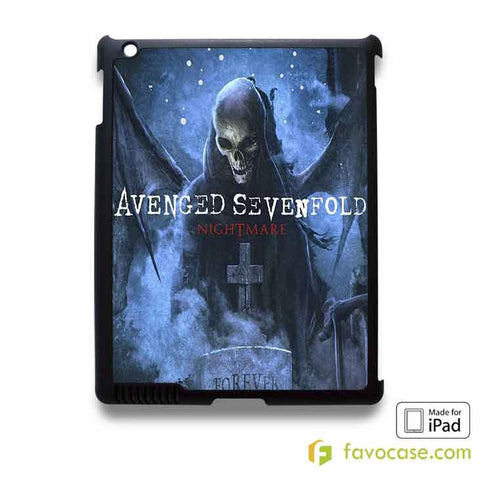 AVENGED SEVENFOLD Band iPad 2 3 4 5 Air Mini Case Cover