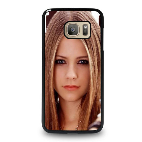 AVRIL-LAVIGNE-samsung-galaxy-S7-case-cover