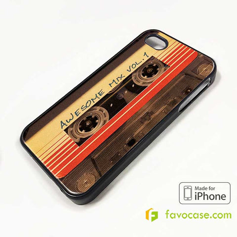 AWESOME VOL 1 WALKMAN iPhone 4/4S 5/5S/SE 5C 6/6S 7 8 Plus X Case Cover