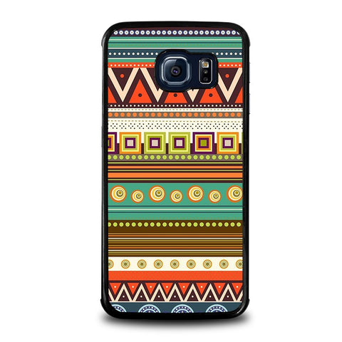 AZTEC-PATTERN-samsung-galaxy-s6-edge-case-cover