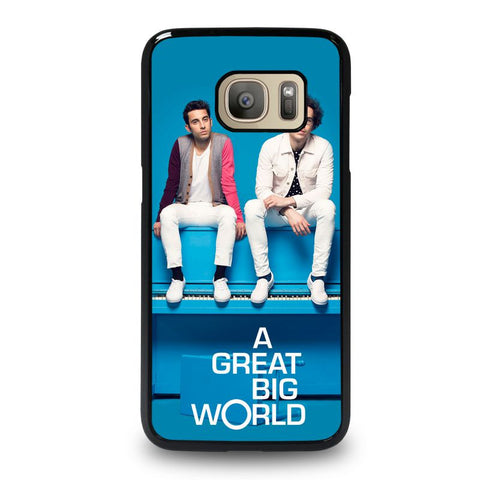 A-GREAT-BIG-WORLD-samsung-galaxy-S7-case-cover