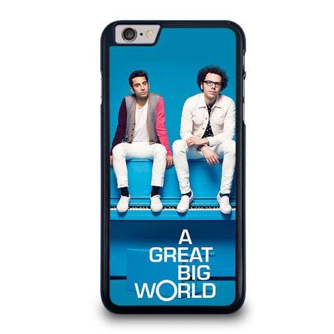 A-GREAT-BIG-WORLD-iphone-6-6s-plus-case-cover