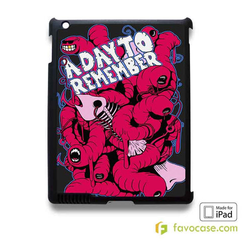 A DAY TO REMEMBER Band iPad 2 3 4 5 Air Mini Case Cover