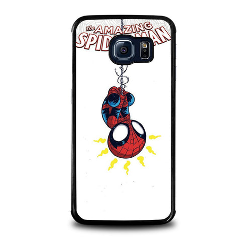 BABY-AMAZING-SPIDERMAN-samsung-galaxy-s6-edge-case-cover