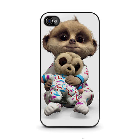 baby-olegmeerkat-iphone-4-4s-case-cover