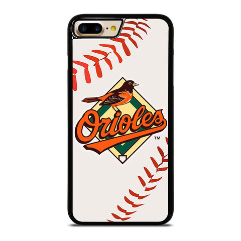 BALTIMORE ORIOLES BASEBALL iPhone 4/4S 5/5S/SE 5C 6/6S 7 8 Plus X Case Cover