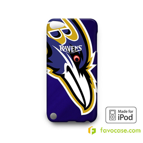 BALTIMORE RAVENS  iPod Touch 4 5 6 Case