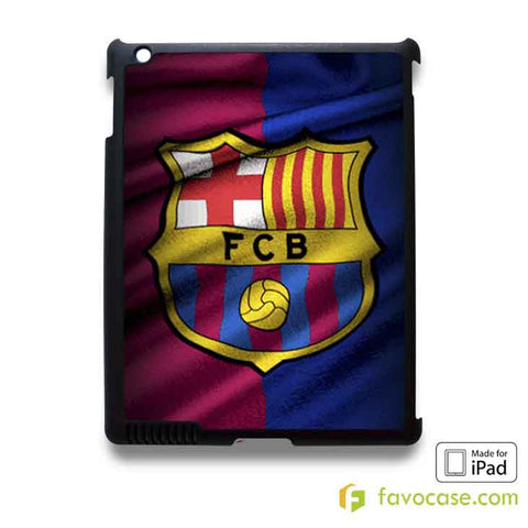 BARCELONA Football Club FC iPad 2 3 4 5 Air Mini Case Cover