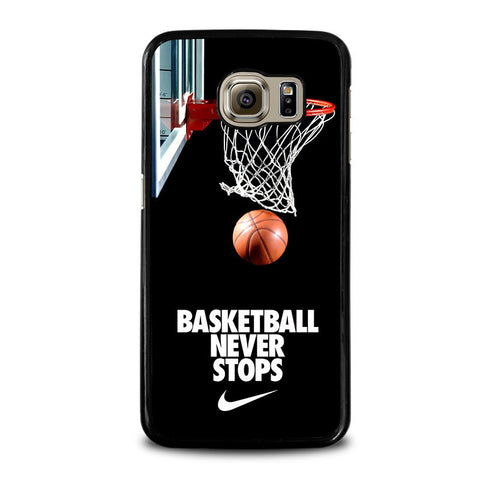 BASKETBALL-NEVER-STOPS-samsung-galaxy-s6-case-cover