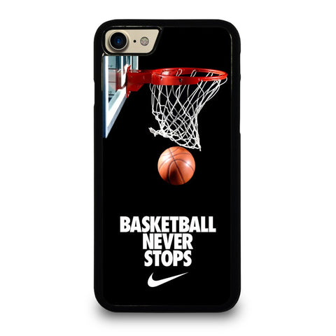 BASKETBALL-NEVER-STOPS-Case-for-iPhone-iPod-Samsung-Galaxy-HTC-One